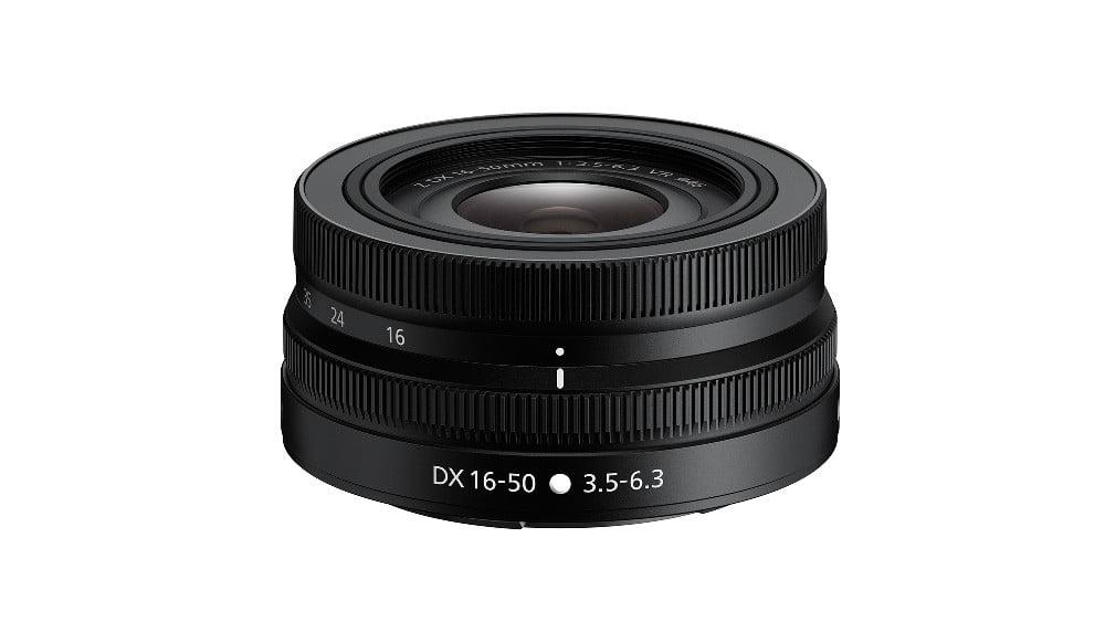 Nikkor DX 16-50 3.5-6.3