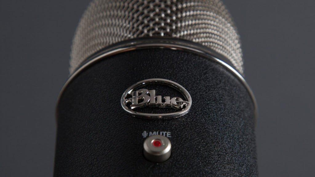 Textura del micrófono