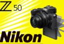 Nikon Z50 la primera mirrorless APS-C de la marca.