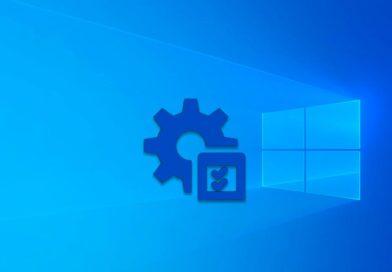 Optimización del sistema desde Windows 10