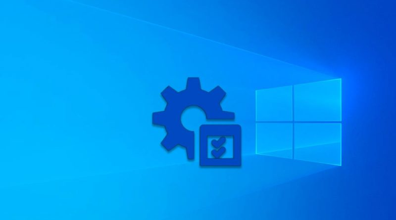 Optimización del sistema desde Windows 10